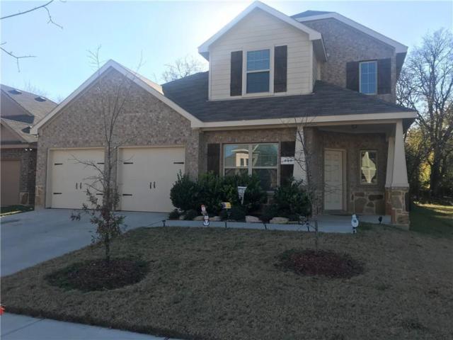 249 Allerton Lane, Lancaster, TX 75146 (MLS #14022416) :: Kimberly Davis & Associates