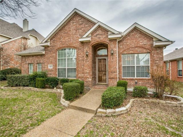 11413 Henderson Drive, Frisco, TX 75035 (MLS #14022438) :: Kimberly Davis & Associates