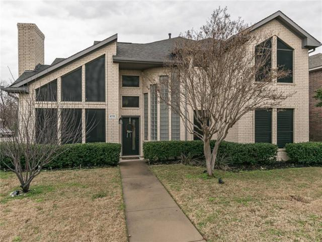4115 Province Drive, Carrollton, TX 75007 (MLS #14022444) :: Roberts Real Estate Group