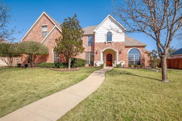 713 Starlight Pass, Heath, TX 75032 (MLS #14022556) :: RE/MAX Landmark