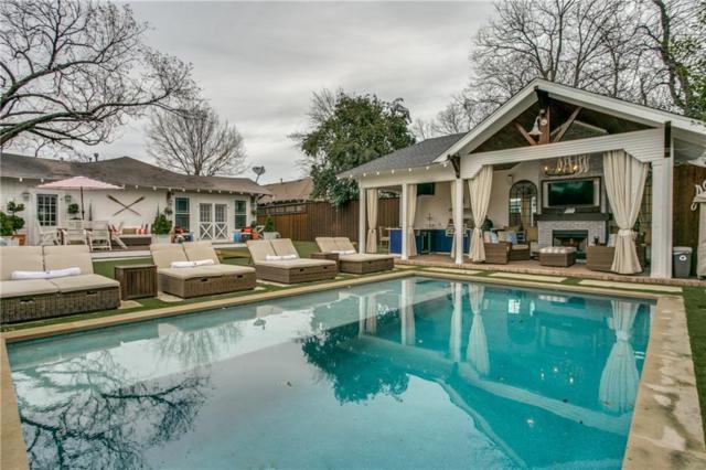 5528 Willis Avenue, Dallas, TX 75206 (MLS #14022557) :: The Mitchell Group