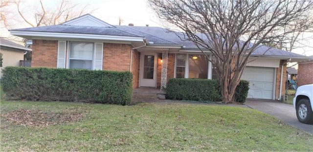 10314 Lynford Drive, Dallas, TX 75238 (MLS #14022588) :: Frankie Arthur Real Estate