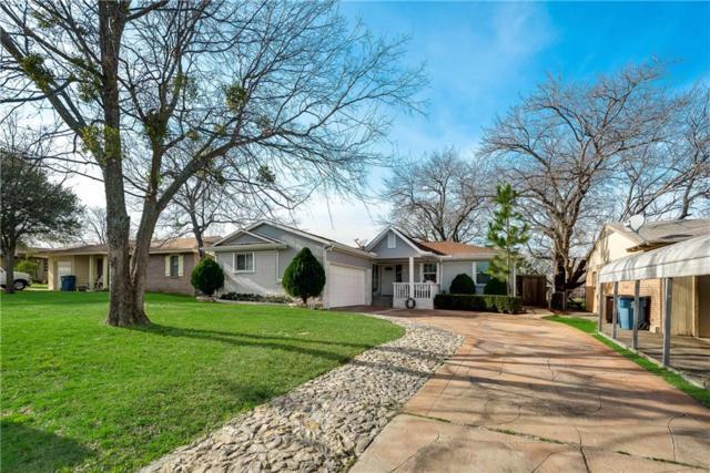 725 Crockett Street, Hutchins, TX 75141 (MLS #14022594) :: Kimberly Davis & Associates