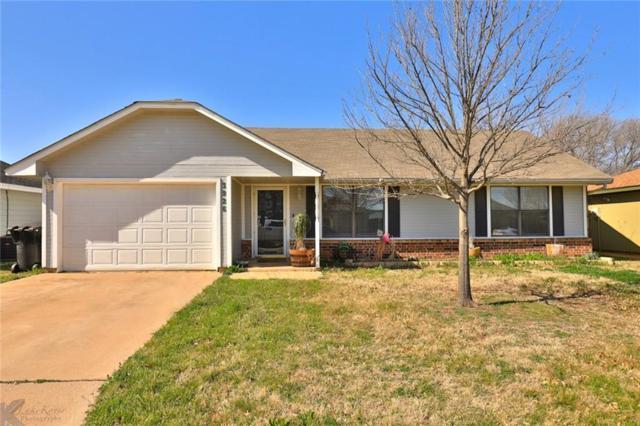 3926 Georgetown Drive, Abilene, TX 79602 (MLS #14022602) :: Kimberly Davis & Associates