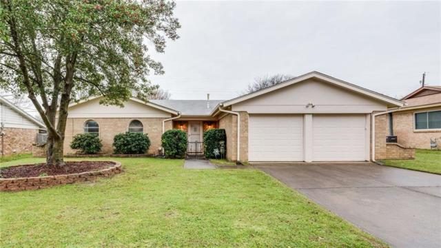 909 Chattanooga Drive, Bedford, TX 76022 (MLS #14022625) :: The Chad Smith Team