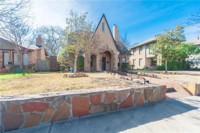 5450 Miller Avenue, Dallas, TX 75206 (MLS #14022667) :: The Mitchell Group