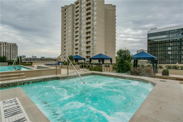 3225 Turtle Creek Boulevard #1243, Dallas, TX 75219 (MLS #14022674) :: The Heyl Group at Keller Williams