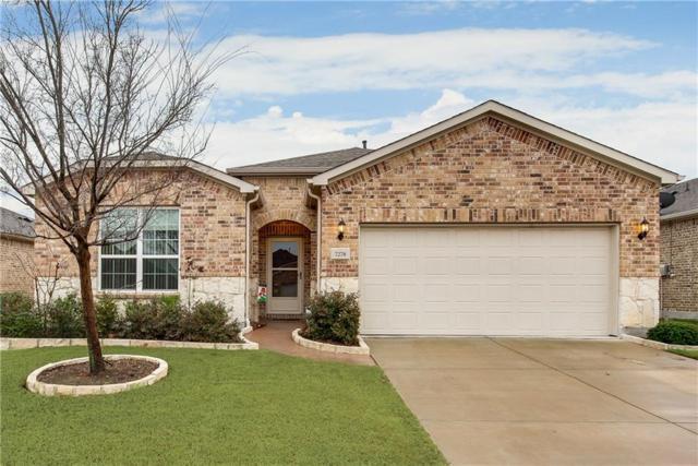 7278 Honeybee Lane, Frisco, TX 75036 (MLS #14022687) :: The Tierny Jordan Network