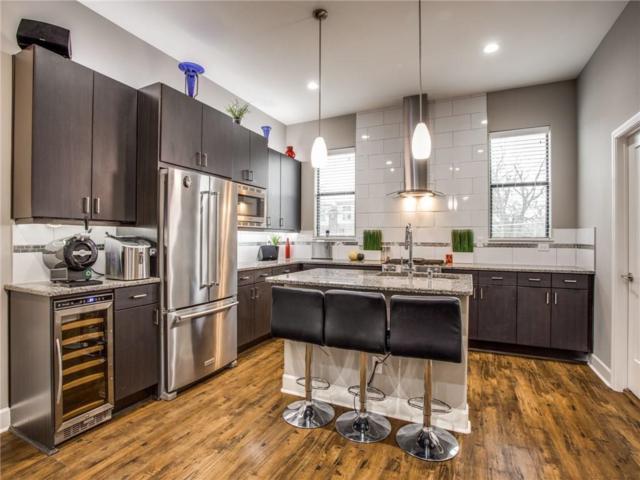 1801 Annex Avenue #506, Dallas, TX 75204 (MLS #14022718) :: The Heyl Group at Keller Williams