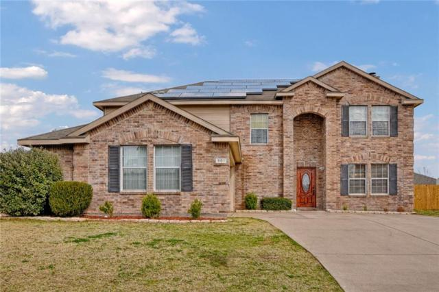 901 Keel Line Drive, Crowley, TX 76036 (MLS #14022725) :: The Mitchell Group