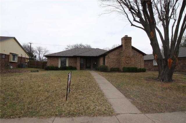 125 W Bancroft Drive, Garland, TX 75040 (MLS #14022744) :: Roberts Real Estate Group