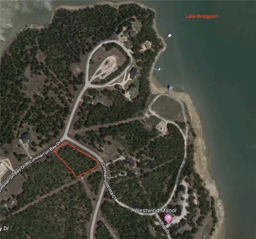 0 Cimmarron Bay Drive, Runaway Bay, TX 76426 (MLS #14022780) :: The Chad Smith Team