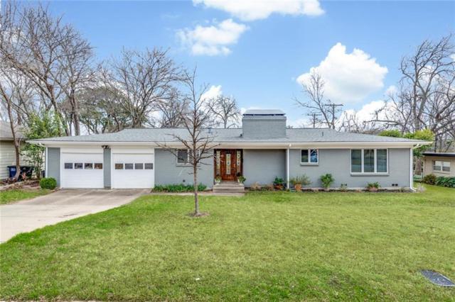 6905 Overhill Road, Fort Worth, TX 76116 (MLS #14022784) :: Kimberly Davis & Associates