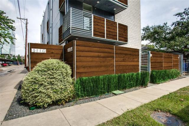 3110 Oliver Avenue C, Dallas, TX 75205 (MLS #14022797) :: The Heyl Group at Keller Williams
