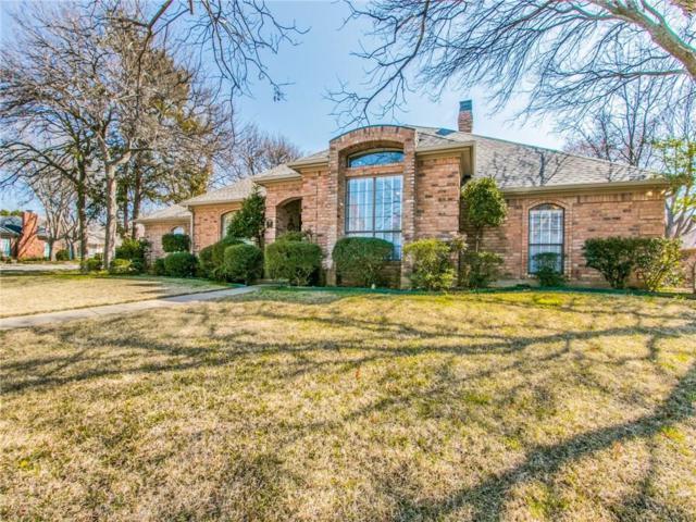 401 Moran Drive, Highland Village, TX 75077 (MLS #14022871) :: The Rhodes Team