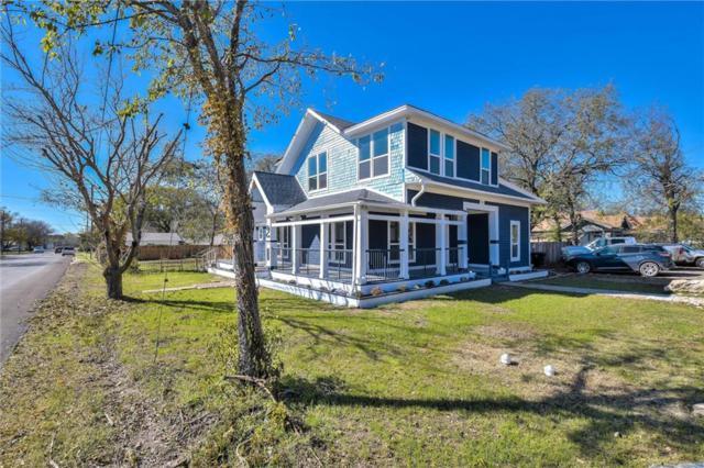 1401 N Wilhite Street, Cleburne, TX 76031 (MLS #14022881) :: RE/MAX Landmark