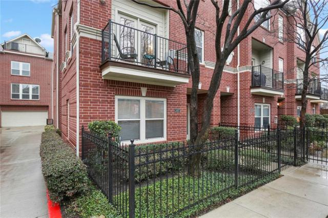 3407 Howell Street, Dallas, TX 75204 (MLS #14022884) :: Real Estate By Design
