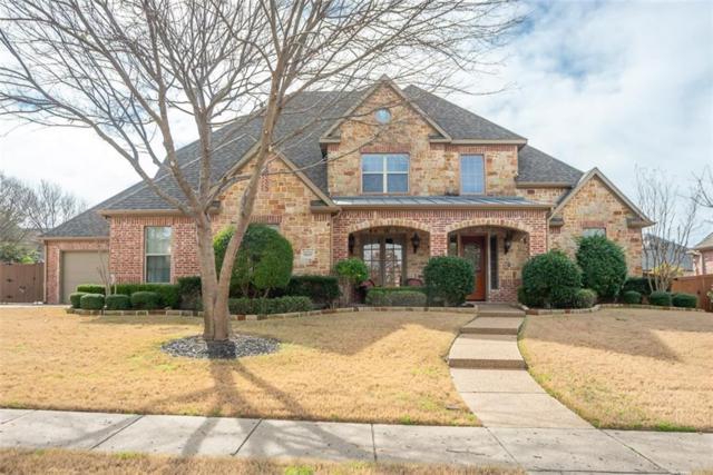 1615 Navarro Drive, Allen, TX 75013 (MLS #14022894) :: Kimberly Davis & Associates