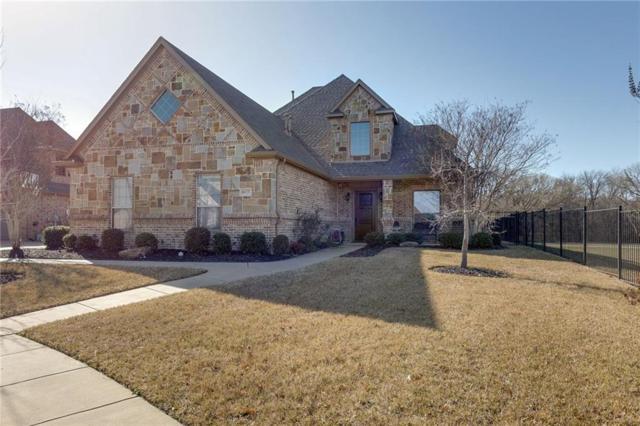 8125 Canyon Oak Drive, North Richland Hills, TX 76182 (MLS #14022926) :: The Chad Smith Team