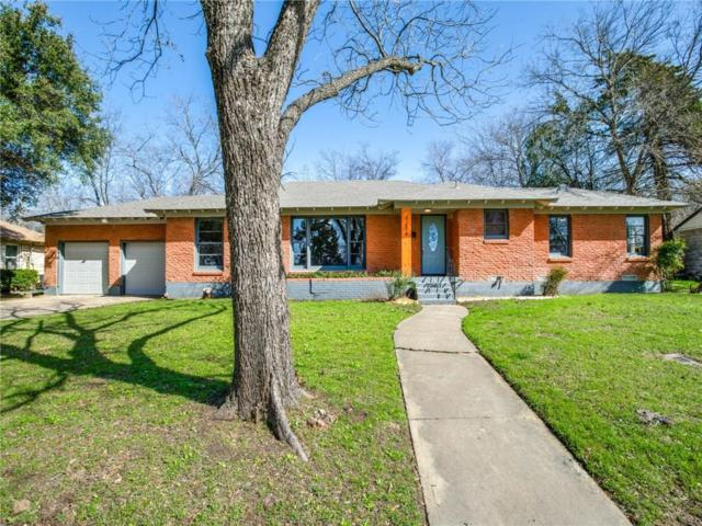 3224 Kingsbury Avenue, Richland Hills, TX 76118 (MLS #14022952) :: RE/MAX Town & Country