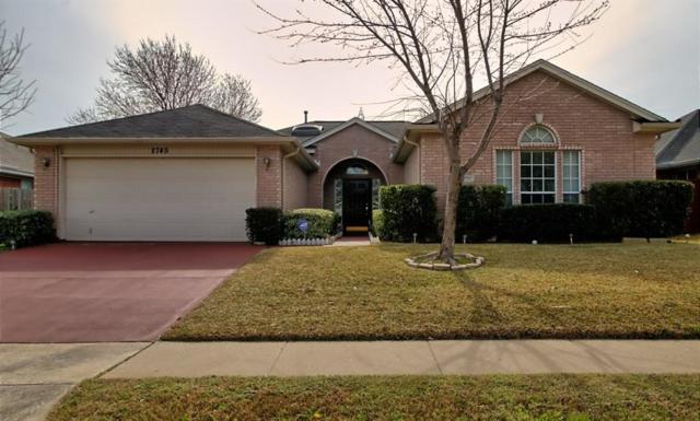 2745 Oak Hollow Drive, Grand Prairie, TX 75052 (MLS #14022990) :: The Tierny Jordan Network