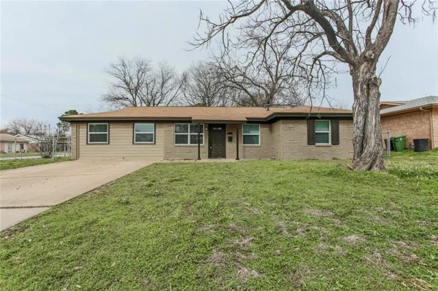 7821 Standley Street, North Richland Hills, TX 76180 (MLS #14023040) :: North Texas Team | RE/MAX Lifestyle Property
