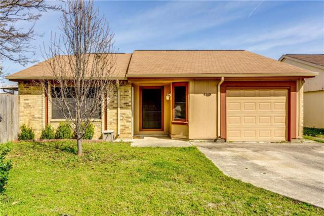 4510 Jenkins Street, The Colony, TX 75056 (MLS #14023042) :: Roberts Real Estate Group