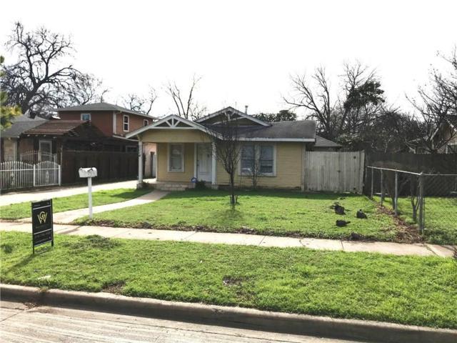 1114 Newport Avenue, Dallas, TX 75224 (MLS #14023058) :: Kimberly Davis & Associates