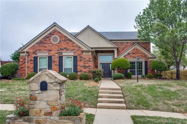5301 Lookout Trail, Arlington, TX 76017 (MLS #14023065) :: Robbins Real Estate Group