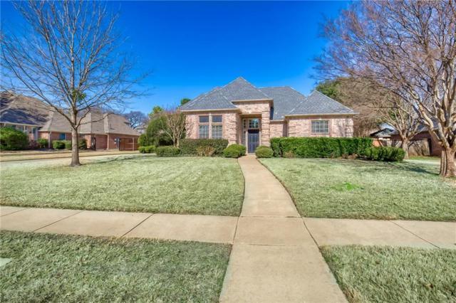 906 Brazos Drive, Southlake, TX 76092 (MLS #14023095) :: Van Poole Properties Group