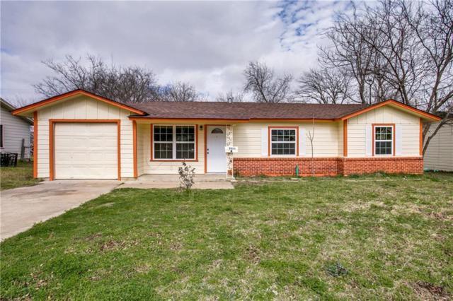 5313 Mcquade Street, Haltom City, TX 76117 (MLS #14023119) :: Century 21 Judge Fite Company