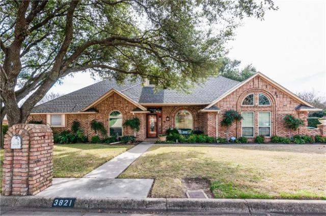 3821 Ben Creek Court, Fort Worth, TX 76008 (MLS #14023165) :: The Hornburg Real Estate Group
