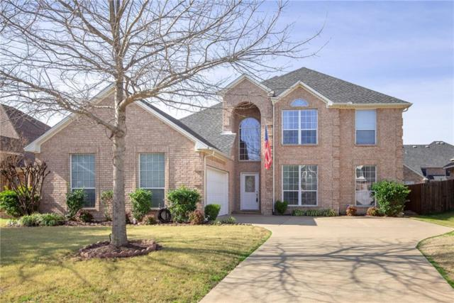 2715 Forest Lake Drive, Grand Prairie, TX 75052 (MLS #14023188) :: NewHomePrograms.com LLC