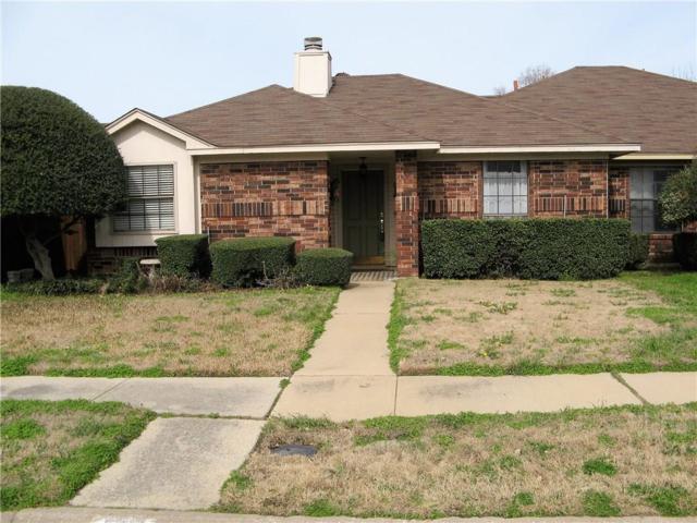 518 Lee Drive, Coppell, TX 75019 (MLS #14023232) :: Team Hodnett
