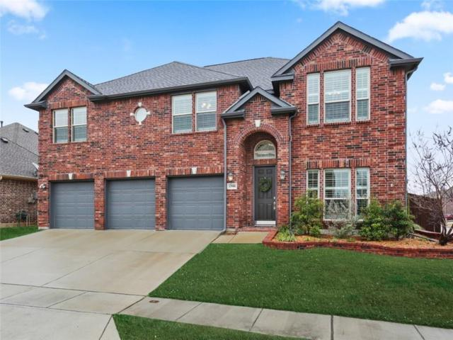 13900 Sparrow Hill Drive, Little Elm, TX 75068 (MLS #14023273) :: RE/MAX Landmark