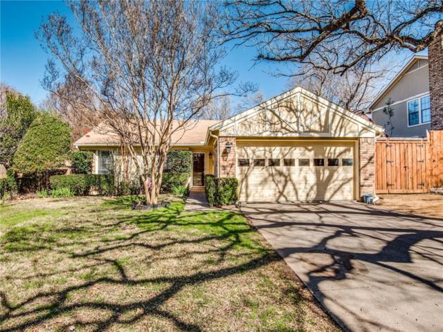 631 Heather Wood Drive, Grapevine, TX 76051 (MLS #14023299) :: Team Hodnett
