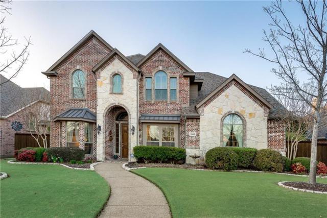 1000 Arches Park Drive, Allen, TX 75013 (MLS #14023333) :: Kimberly Davis & Associates