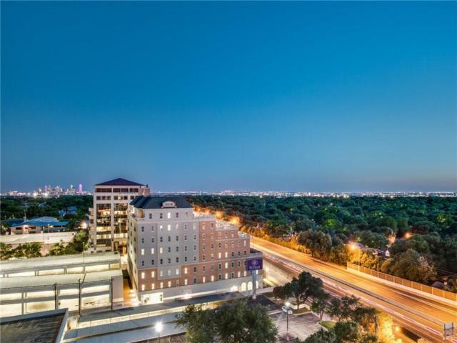 5909 Luther Lane #1405, Dallas, TX 75225 (MLS #14023347) :: The Rhodes Team