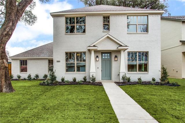 5861 Pollard Drive, Westworth Village, TX 76114 (MLS #14023352) :: Kimberly Davis & Associates