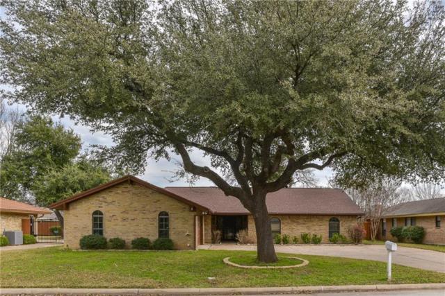 5013 Cordova Avenue, Fort Worth, TX 76132 (MLS #14023388) :: Kimberly Davis & Associates