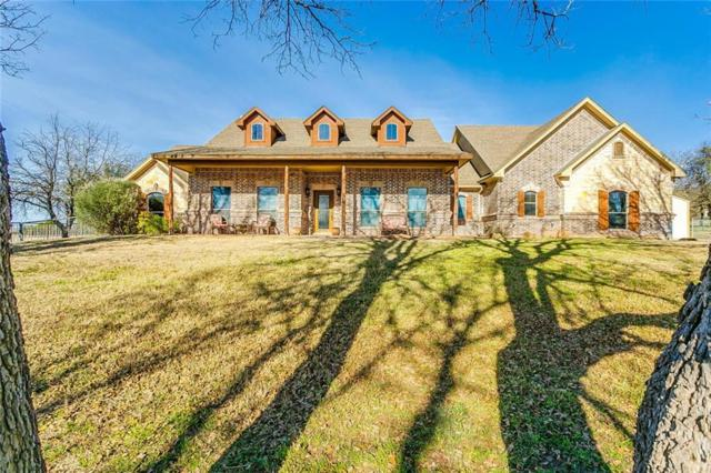 5374 Old Brock Road, Weatherford, TX 76087 (MLS #14023413) :: The Chad Smith Team