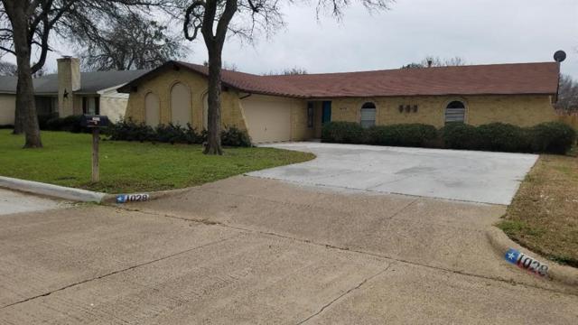 1028 Aspen Lane, Mansfield, TX 76063 (MLS #14023421) :: The Hornburg Real Estate Group