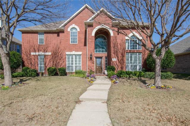 14604 Snowshill Drive, Frisco, TX 75035 (MLS #14023483) :: Frankie Arthur Real Estate