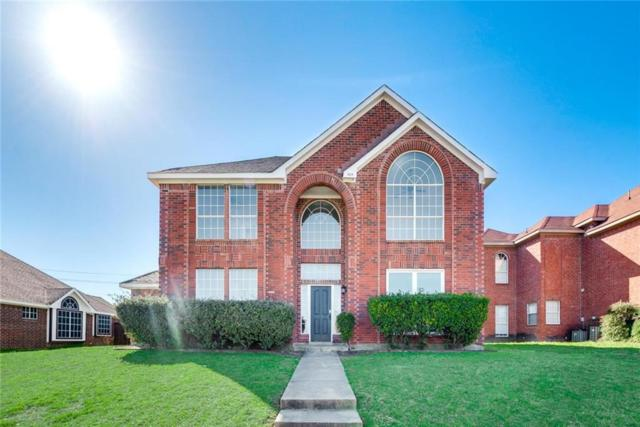 524 Saddle Head Drive, Desoto, TX 75115 (MLS #14023500) :: Kimberly Davis & Associates