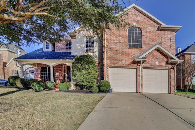 305 Victory Lane, Mansfield, TX 76063 (MLS #14023627) :: The Tierny Jordan Network