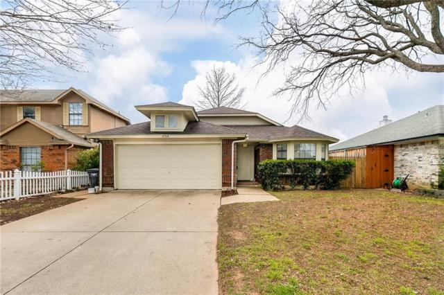 8704 Tigris Trail, Fort Worth, TX 76118 (MLS #14023686) :: RE/MAX Town & Country