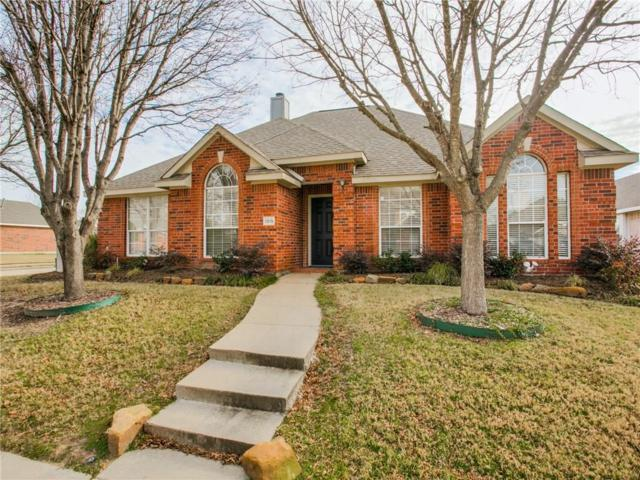 1315 Ballantrae Drive, Allen, TX 75013 (MLS #14023691) :: Kimberly Davis & Associates