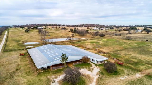 444A N Lambert Road, Weatherford, TX 76088 (MLS #14023770) :: Magnolia Realty