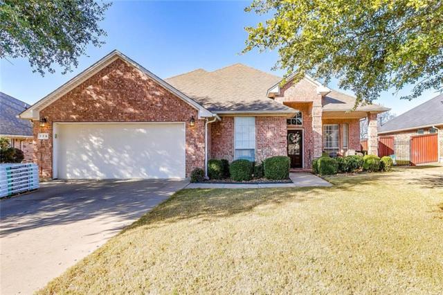 779 Little Ridge Court, Burleson, TX 76028 (MLS #14023777) :: NewHomePrograms.com LLC