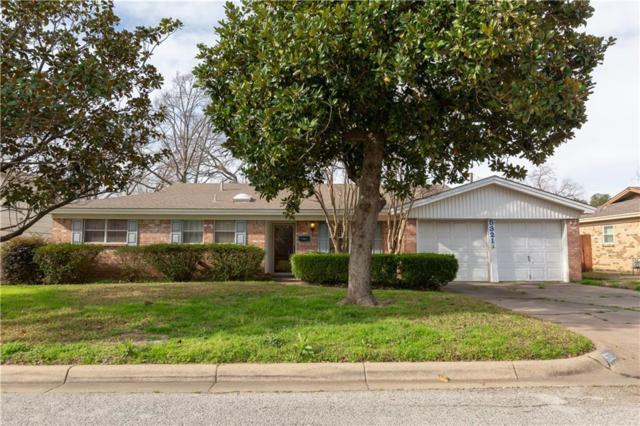 5321 Topper Drive, North Richland Hills, TX 76180 (MLS #14023807) :: Team Hodnett